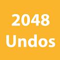 2048 Undo unlimited icon