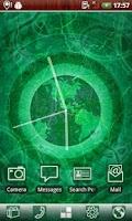 Screenshot of Earth Day Theme