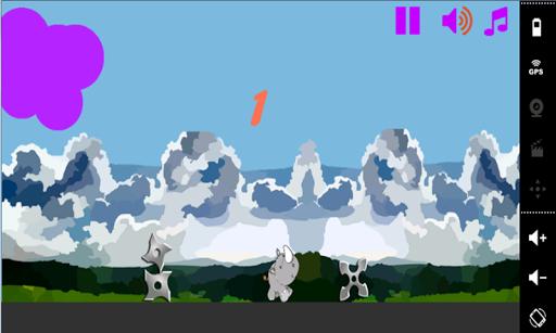 Go Jump Rhino Runner