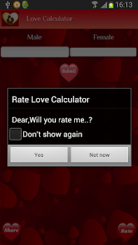 Love Calculator - Free