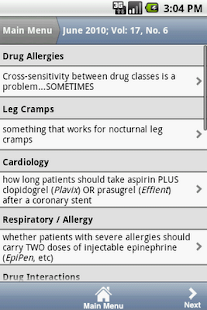 Prescriber's Letter® - screenshot thumbnail