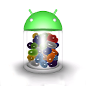 3D Jelly Bean Live Wallpaper logo