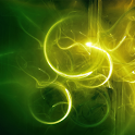 Green Abstract HD Wallpaper logo