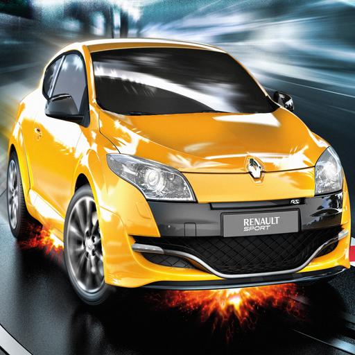 3D Run Speed Racer