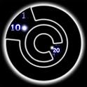Digi-Analog Clock Widget