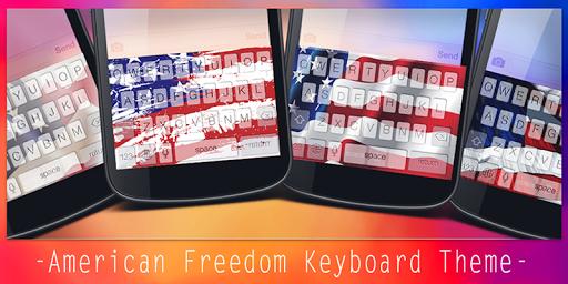 Usa American Freedom Keyboard