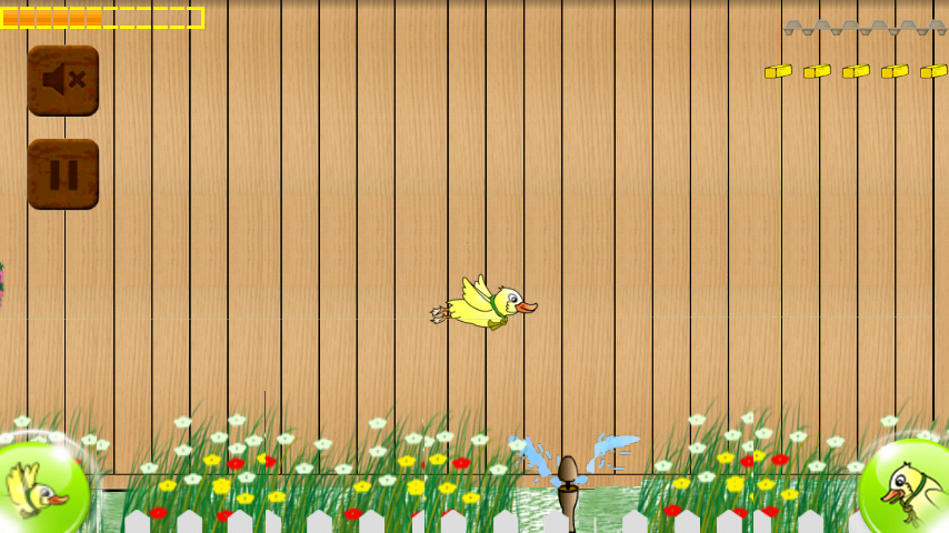 Casey Duck- screenshot