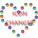 icon pack 110 for iconchanger logo