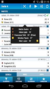 Serie A Soccer- screenshot thumbnail