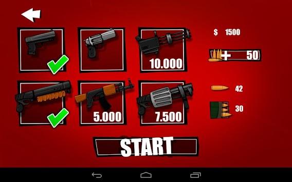 Santa's Monster Shootout DX apk screenshot