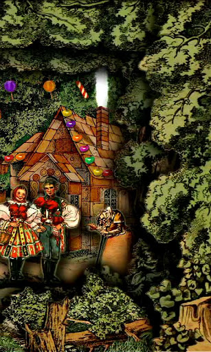 Hansel Gretel Live Wallpaper