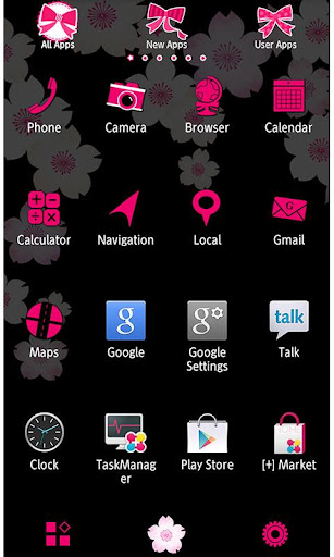 Spring Wallpaper Bright Sakura 1.0 Windows u7528 2