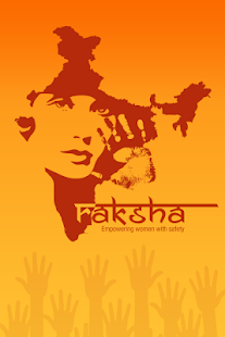 Raksha - Women Safety Alert- screenshot thumbnail