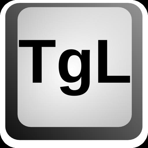 ToGgLe LOGO-APP點子