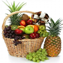 Fruit Nutrition Facts icon