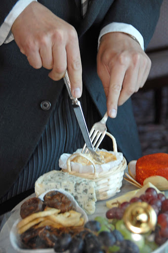 Culinary-Experiences-Crystal-Cheese-Sommelier - Let the Cheese Sommelier take you on a voyage of culinary discovery during your Crystal cruise.