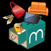 持ち物管理アプリ monoccho(モノッチョ)