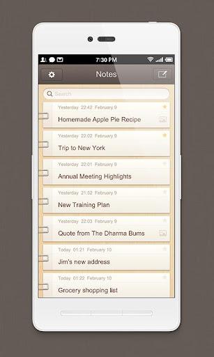 Smartisan Notes - Notepad Memo