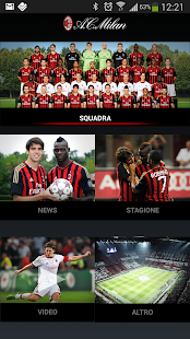 A.C. Milan - screenshot thumbnail