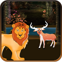 Deer Hunting in Jungle Game icon
