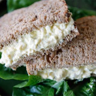 Creamy Greek Yogurt Egg Salad