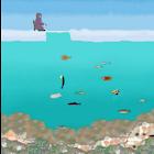 冰上釣魚遊戲 icon