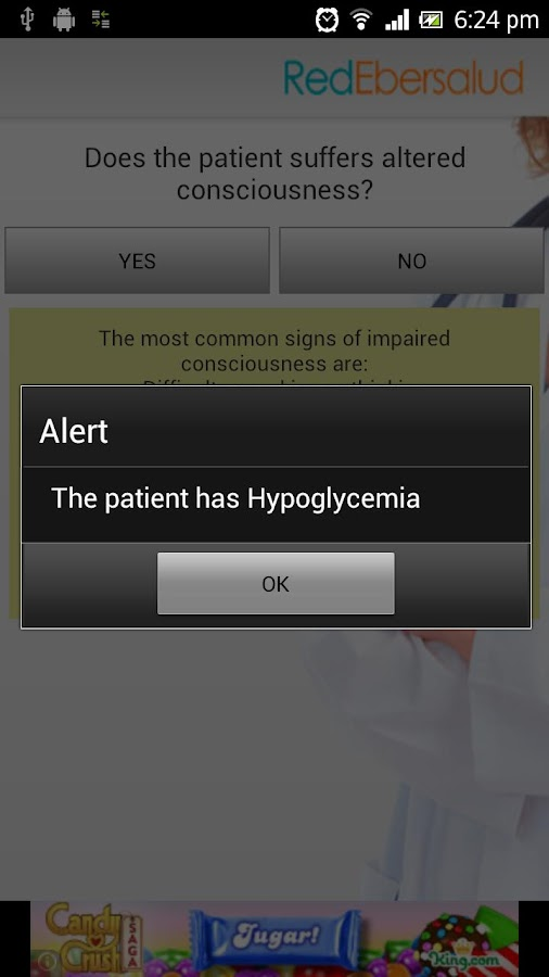 Diabetes Hypoglycemia- screenshot