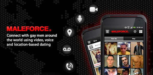 ‎Maleforce - Gay chat on the App Store