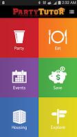 Screenshot of Party Tutor