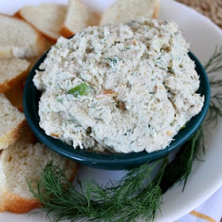 Smoked Trout Spread Recipe