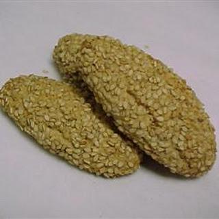 Sesame Seed Cookies I.