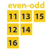 Even Odd
