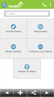 InsideUp - Business Services- screenshot thumbnail