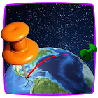Where's? Geography Game FREE icon