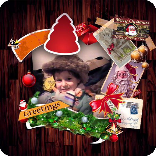 Christmas Photo Cards Full 個人化 App LOGO-APP試玩