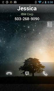 RocketDial MU alike Caller ID - screenshot thumbnail