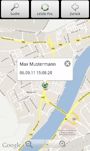 12track GPS Tracking App - screenshot thumbnail