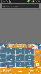 Cute Keyboard Tablet - screenshot thumbnail