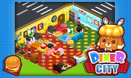 Diner City - Craft your dish- screenshot thumbnail
