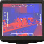 Thermal Camera Simulated