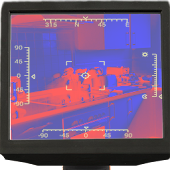 Thermal Camera Simulated
