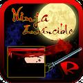 Ninja Invincible - ninja games 2.9 icon