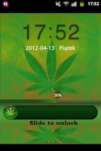 GO Locker Theme WEED GANJA - screenshot thumbnail