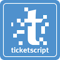 Ticketscript Preview App logo