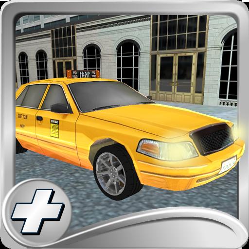 賽車遊戲App スピードタクシー運転手の駐車場 LOGO-3C達人阿輝的APP