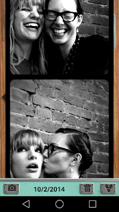 Pocketbooth (photo booth) Screenshot