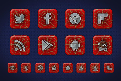 Spidey Icon Pack