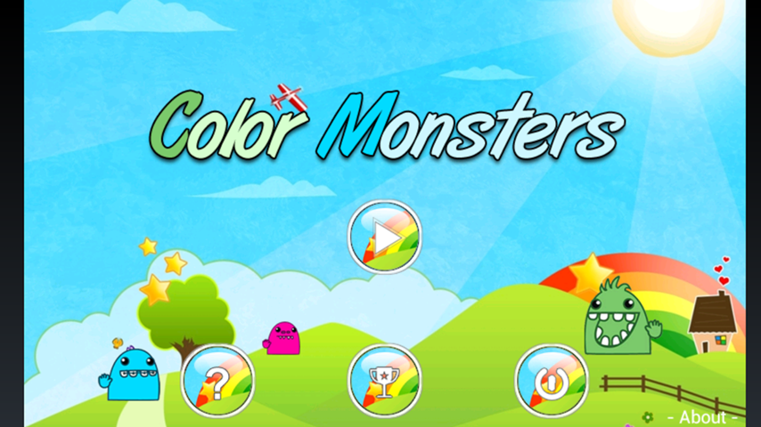 Color Monsters - screenshot