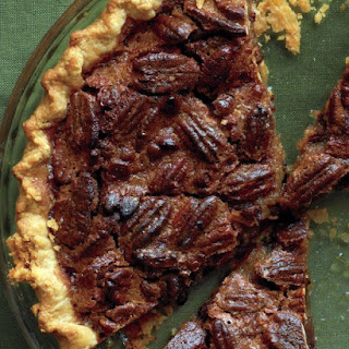 Emeril's Pecan-Chocolate Chip Pie.