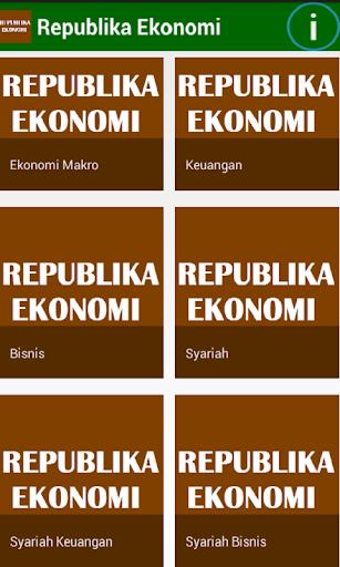 Republika Ekonomi